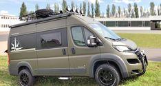 Westfalia mit neuem Allradkastenwagen, Robel bringt Sprinter 4x4 und tigerexped als Heizungsexperte auf dem Caravan Salon
