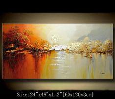 abstract art painting Modern Textured PaintingImpasto