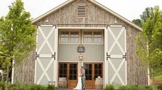 5 Things to Know About Barn Weddings  on Borrowed & Blue.  Photo Credit: Aaron Watson Photography