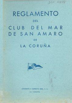 [A Coruña : Club del Mar de San Amaro, 1961] Club, Saints, Libraries, City