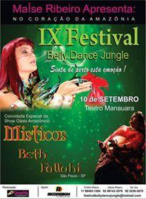 Dança do Ventre Vinhedo - Atelier Beth Fallahi Sister Studio®: Em minha agenda…