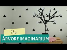 DIY | Como fazer a árvore Flor de Luz | GavetaMix - YouTube
