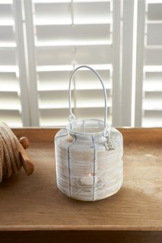 Golden Summer Lantern  - Rivièra Maison - Summer Collection - Kaarsenhouder / Candle Holder
