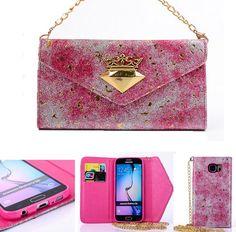 Galaxy S6, S5, S4 - Dreamy Tie Dye Wallet Case in Assorted Colors