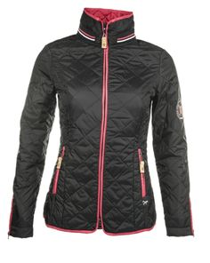 HKM Lauria Garrelli Polo Classic Quilt Riding Jacket