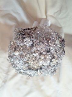 Brooch Bouquets - Custom Bouquet