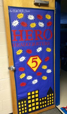 It's a new year in 5th grade with a new theme to boot. This year is going to be a MARVEL-ous one with our new Superhero themed classrooms. ...