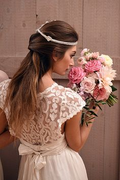 Anna Campbell Collection at New York Bridal Fashion Week 2015