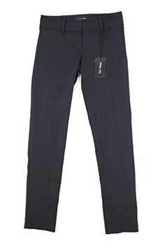 Patrizia Pepe Womens Dress Pants Size 24 US  38 EU Regular Black Nylon -- Details can be found by clicking on the image.