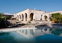 "Masseria Impisi, Puglia, Italy (Grand Designs Abroad, Episode 3) | 11 Breathtaking ""Grand Designs"" Homes You Can Actually Stay In"