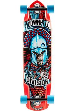 d84ee1ca549f Sector 9 Javelin Downhill Division Complete Longboard Skateboard Skate 4