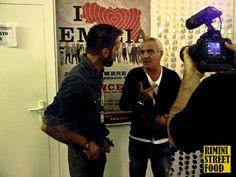 """Backstage di """"Italy Loves Emilia"""", Campovolo, Settembre 2012. #rock #concert #live #backstage #music #charity"""
