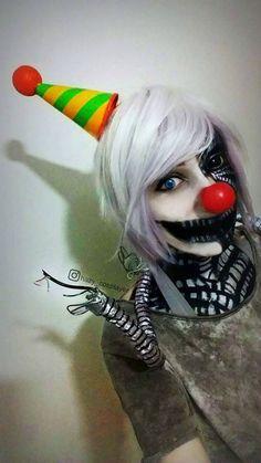 Sé que ya pasó Halloween, pero de todas formas les tengo este cosplay. Enard ~ FNAF: Sister Location