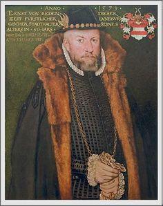 1579 Ludger Tom Ring the Younger - Ernst von Reden