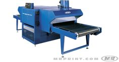 Sprint Series Gas Screen Printing Conveyor Dryers:Mini Sprint 2000