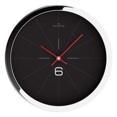 Oliver Hemming Duplex Wall Clock