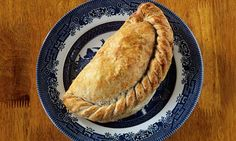 The Cornish pasty first appeared in the 13th century. By the 18th century it was the staple diet of working men across Cornwall, a self-contained, portable meal.