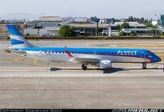 Embraer 190AR (ERJ-190-100IGW) aircraft picture