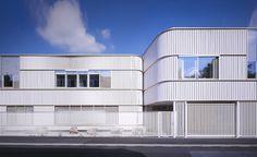 Escuela Lucie Aubrac, en Francia