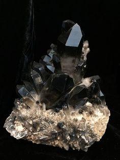 cuarzo ahumado-smoky quartz