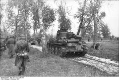 Pz.Kpfw. 38(t), Nr. 9, 3.Pz.Div., Russia, October 1941