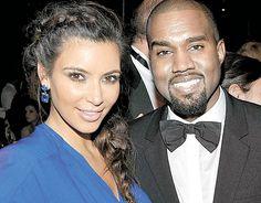 Kim Kardashian y Kanye West aspiran a ser los próximos Beckham - Vanguardia