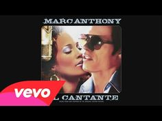 ▶ Marc Anthony - El Cantante - YouTube