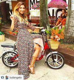 Instagram picutre by @golevusa: #Repost @ludangelo with @repostapp.  Tá rolando voltinha de bike elétrica @eudelev  flores musas @varandaflores e vestido lindo @societeanonyme_sa tudo aqui na #ludangelosummerhouse no @studio_512! #golevusa #eudelev #keybiscayne #miami #miamibeach #wynwood #brickell #florida #ebike #ebikes #eletricbike #bicycle #onelesscar #golev #umcarroamenos #miamibikescene #wynwoodart #onelesscar - Shop E-Bikes at ElectricBikeCity.com (Use coupon PINTEREST for 10% off!)