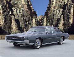 1967 Thunderbird - just like my old car!