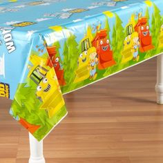 Save $18.90 on Bob the Builder Plastic Tablecover Party Accessory; only $1.00