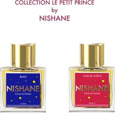 Nishane Collection Le Petit Prince: Nishane B-612 and Nishane Vain & Naïve (Chris Maurice) to Launch at Esxence 2018