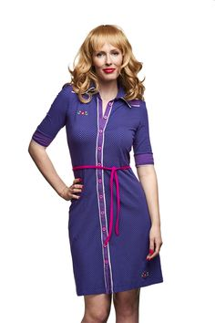Dress Lila Lilly  www.tantebetsy.com