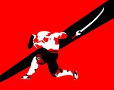 Yoshimitsu - Tekken Print by on Etsy Bryan Fury, Jin Kazama, Tekken 7, Bandai Namco Entertainment, Soul Calibur, Fighting Games, Prints For Sale, Cool Artwork, Videogames