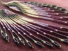 Maui Swan Designs Gaia Inspired Seed Bead 15/0 by MauiSwanDesigns