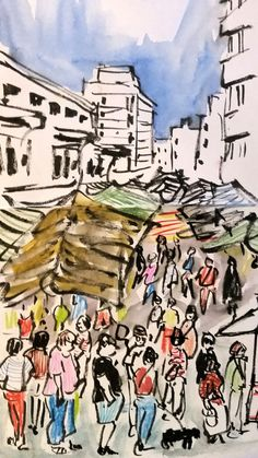 El mercat de Reus