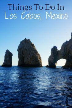 Everything you need to know about things to do in Los Cabos, Mexico. From Cabo San Lucas to San Jose del Cabo. Where to stay. Where to eat. Activities not to miss in Cabo.