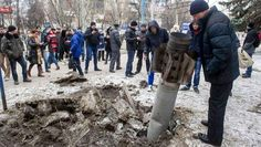 Rebellen Oekraïne claimen dat ze hun zware wapens weghalen - HLN.be