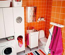 Salle de bains multifonctionnelle