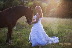 Kate Mitchem Photography, Wedding Photos, Country wedding, Virginia Wedding photos, Horse photos, Trash the dress, Trash the dress photo shoot