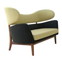 Love it!  The Baker Sofa by Danish Furniture Designer Finn Juhl - made in the 1940'es
