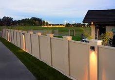 9 Tenacious Cool Tips: Front Yard Fence Wire Backyard Fence Alternatives.Garden Fencing Ideas Bq Garden Fence Panels Fence In Spanish. Concrete Fence Wall, Brick Fence, Front Yard Fence, Glass Fence, Bamboo Fence, Metal Fence, Wooden Fence, Fence Wall Design, Modern Fence Design