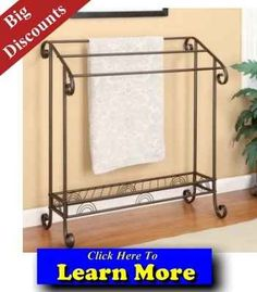 8 Best Free Standing Towel Rack Images Free Standing Towel Rack