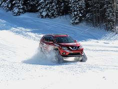 We Drive the insane Nissan Rogue Warrior