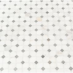 Add a splash of sophistication to your decor with Bianco Dolomite Dotty Polished Marble Mosaic Floor and Wall Tile. It features dotty styled pieces of polished white Italian marble, lending an upscale Marble Wall, Marble Mosaic, Stone Mosaic, Mosaic Wall, Stone Tiles, Mosaic Tiles, Wall Tiles, Fixer Upper, Turkish Marble