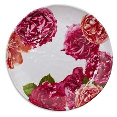 Garden Floral Plate | Sur La Table