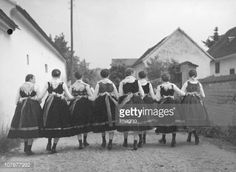 'UNSPECIFIED - CIRCA 1930: Girls form Lutzmannsburg... #lutzmannsburg: 'UNSPECIFIED - CIRCA 1930: Girls form Lutzmannsburg… #lutzmannsburg