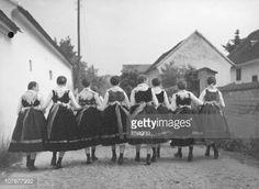 'UNSPECIFIED - CIRCA 1930: Girls form Lutzmannsburg... #lutzmannsburg: 'UNSPECIFIED - CIRCA 1930: Girls form Lutzmannsburg… #lutzmannsburg