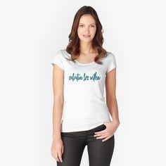 Promote   Redbubble Graphic T Shirts, My T Shirt, V Neck T Shirt, Fashion Victim, Leggings, Tshirt Colors, Short, Chiffon Tops, Shirt Designs