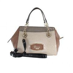 Guess Handbag Petticoat Multi Colour Cg481706
