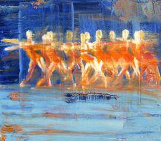 In The Upper Room - Ballett by,   Op Freuler